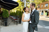 Toronto Wedding Photographers at the Celestin Restaurant